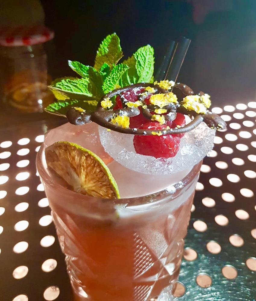 Cocktail de GinMare